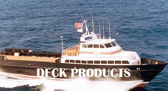 BRT Marine Deck Products