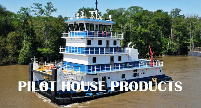 BRT Marine Pilot House Products