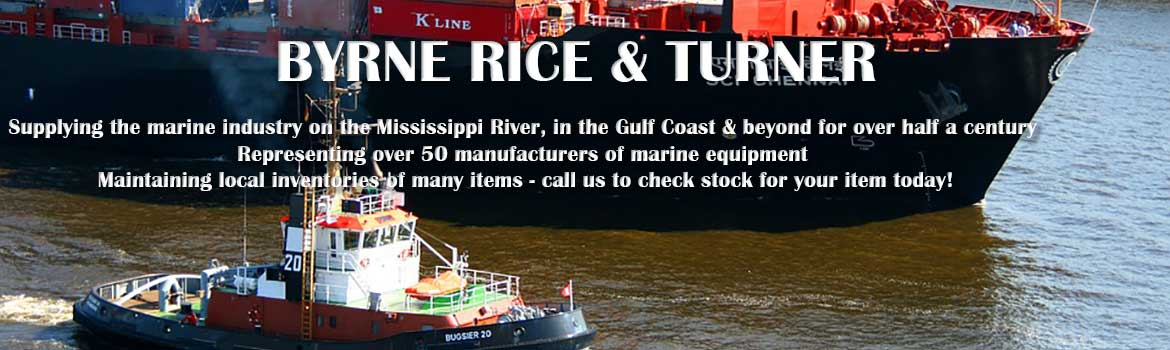 BRT Marine - supplying the marine industry on the Mississippi River, in the Gulf Coast & beyond for over half a century.