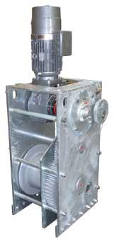 DF-1 Spud Winch