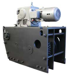 DF-656 Electric Winch