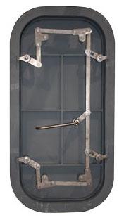 Single Lever Weathertight Door