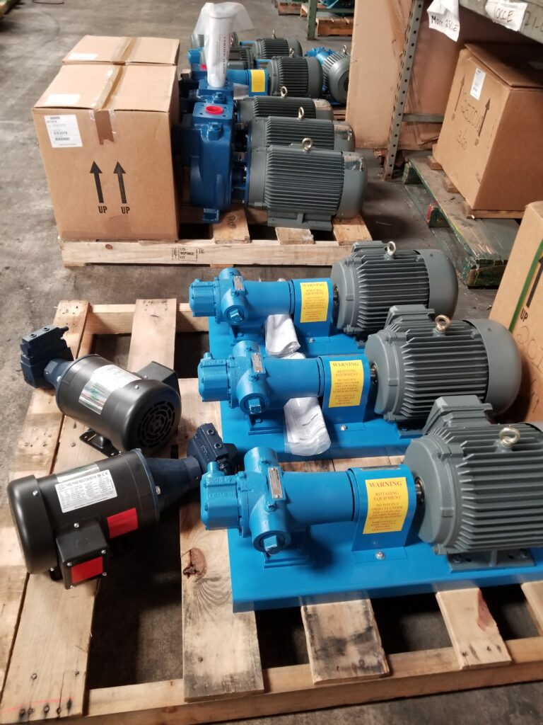 BRT Marine offers Marine Pumps and Packages