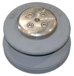 Single Roller Button Chock